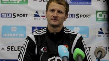 Гашичев: «Наша команда показала хороший футбол, несмотря на тяжелые погодные условия»