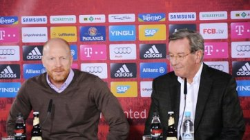 Маттиас Заммер согласовал новый контракт с «Баварией»