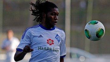 Мбокани: «Готов помочь «Динамо» стать чемпионом»