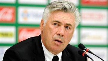 Карло Анчелотти мечтает о новом контракте