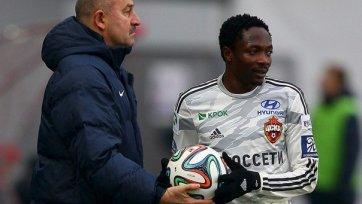 Ахмед Муса завтра присоединится к ЦСКА