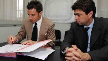 Аньелли: «Дель Пьеро должен стать первым лицом итальянского футбола»