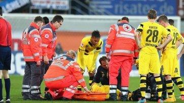 Ройс получил травму в матче с «Падерборном»