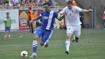 «Днепр» неожиданно оступился в матче с «Говерлой»