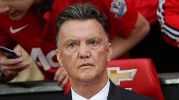 Ван Гаал: «Футболисты проделали фантастическую работу»