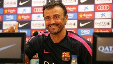 Луис Энрике: «Для меня Месси – лучший футболист в истории футбола»