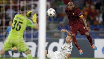 «Рома» отправится на матч против ЦСКА без двух лидеров