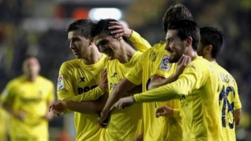 «Вильярреал» продолжает борьбу за место в еврокубках