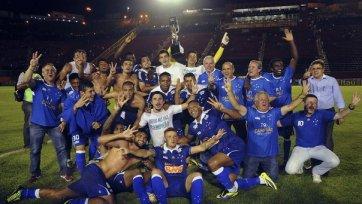 «Крузейро» - чемпион Бразилии