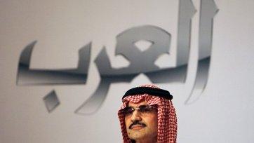Принц Аль-Валид может приобрести «Марсель»