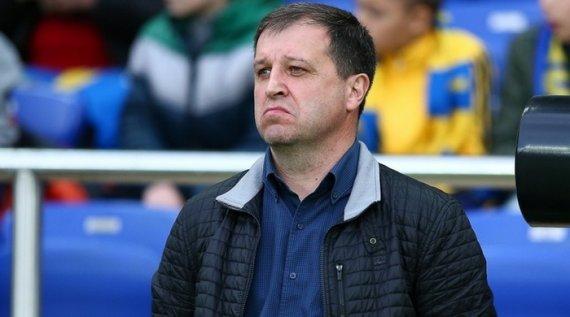 Черно-белая «Заря» украинского футбола