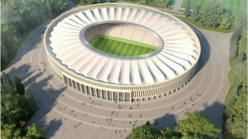 К концу 2015 года у «Краснодара» появится свой стадион