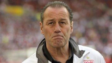 Стевенс: «Надеюсь, игроки «Штутгарта» понимают, с каким специалистом имеют дело»