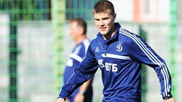 Игорь Денисов продолжает работать индивидуально
