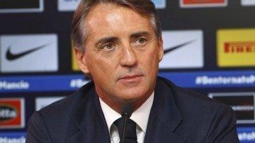 Манчини: «К 60-ти годам хочу возглавить сборную Италии»