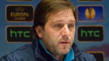 Мартинш: «Хотим исправиться за домашнее поражение от «Динамо»