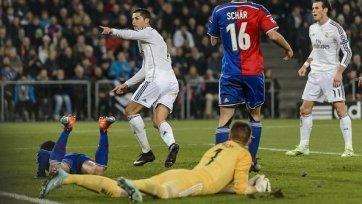 «Реал» справился с «Базелем», Роналду повторил достижение Рауля