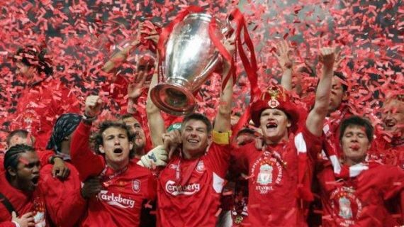 «Ливерпуль» - «Милан». Красный кошмар «россонери»