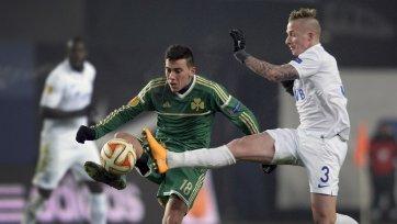 «Динамо» продолжает победное шествие в Лиге Европы