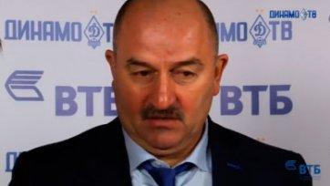 Станислав Черчесов: «В первом тайме скоростей не хватало»