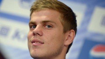 Участие Александра Кокорина в матче с «Рубином» под вопросом