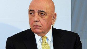 Галлиани: «Нет смысла активничать на зимнем рынке»