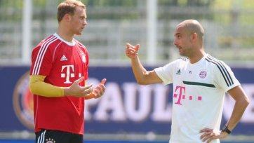 Гвардиола: «Золотой Мяч» должен получить кто-то из немцев»