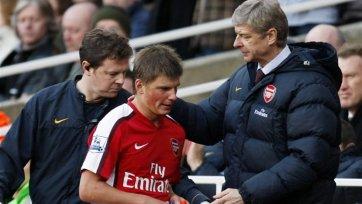 Аршавин: «Венгер здорово работает с молодыми футболистами»