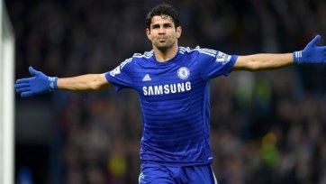 Диего Коста может вернуться в Мадрид