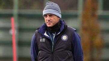 Манчини: «На данный момент «Рома» сильнее «Интера»
