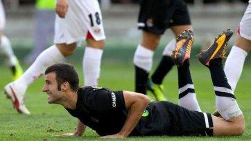 «Реал Сосьедад» теряет форварда