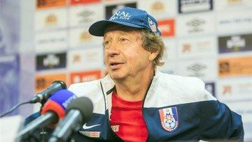 Семин: «Постараемся проявить себя и в матче с «Динамо»