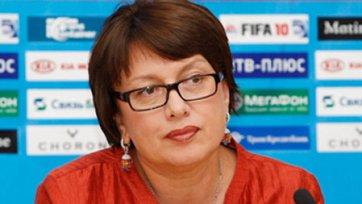 Смородская: «Локомотив» участвует в чемпионской гонке»