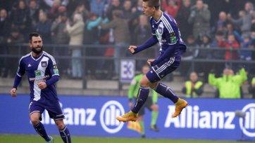«Андерлехт» и «Брюгге» поделили очки в центральном матче тура