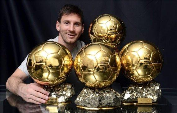«Золотой мяч 2014»: мнение звезд