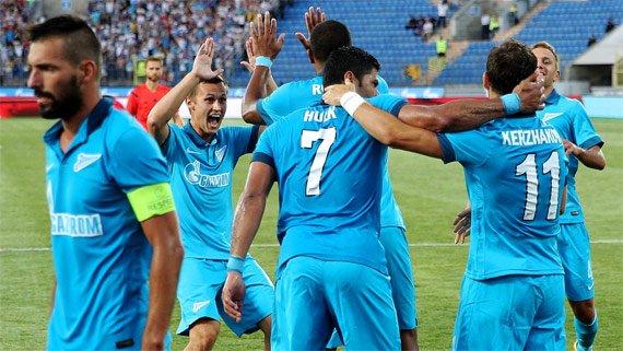 РФПЛ 2014/2015: итоги первой части сезона. Оценки командам