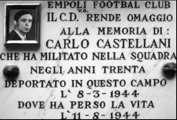 Власть и футбол. Карло Кастеллани: футболист, погибший в концлагере