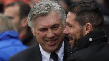 Лучшим тренером текущего года станет Анчелотти, Симеоне, либо Лев