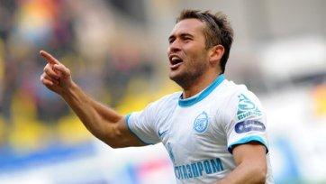 Кержаков готов остаться в «Зените» и после завершения футбольной карьеры