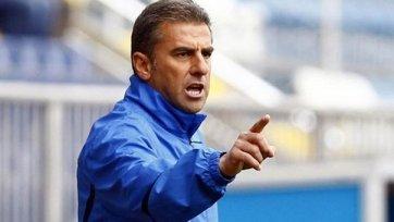 «Галатасарай» определился с главным тренером