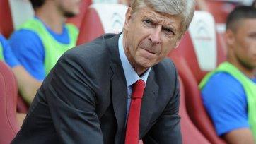 Арсен Венгер: «Нас ждет большая игра»