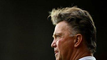 Ван Гаал: «Хочется, чтобы команда забивала больше голов»