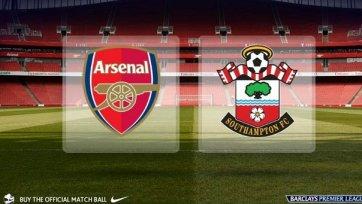 Анонс. «Арсенал» - «Саутгемптон» - сломлен ли святой дух?