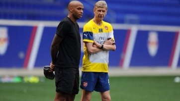 Венгер не сомневается, что Анри вернется в «Арсенал»