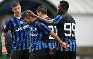 «Аталанта» без проблем вышла в следующий этап Кубка Италии