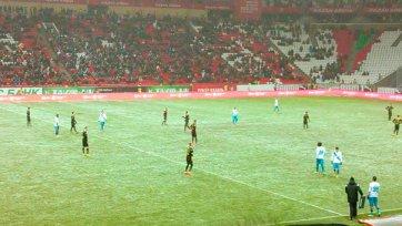 «Зенит» в напряженном матче вырвал победу у «Рубина»