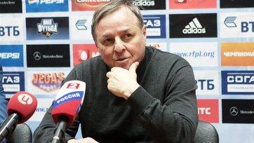 Тарханов: «Свои моменты нужно реализовывать»