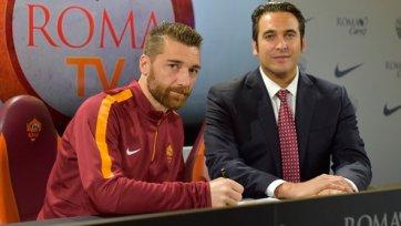 Морган Де Санктис продлил контракт с «Ромой»