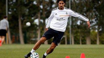 Сами Хедира хочет остаться в «Реале»