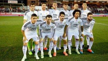 «Реал» не собирается выходить на трансферный рынок